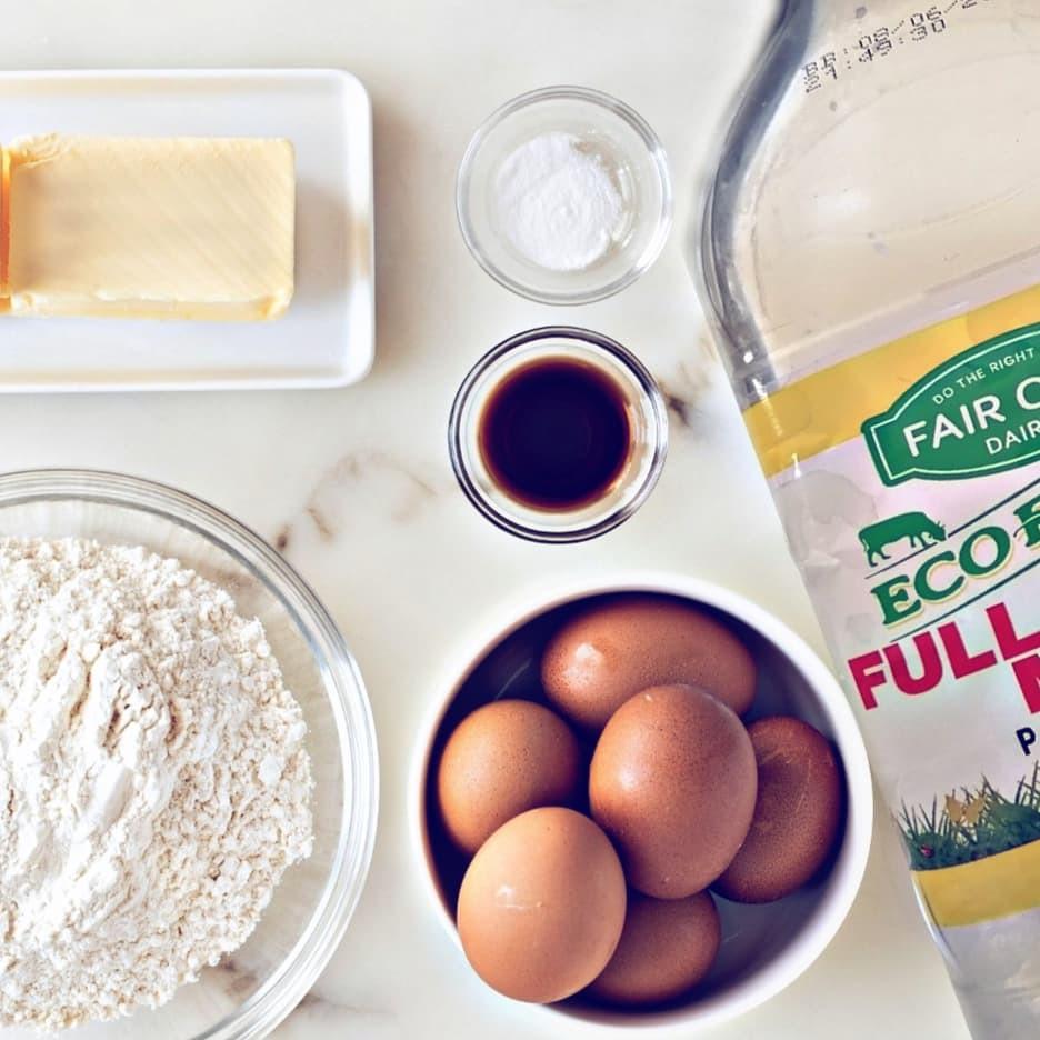 Traditional Melktert Recipe using Fair Cape -  #Rationfriendly #Lockdownrecipe