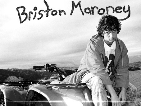 Briston Maroney Blooms with Debut Album Sunflower, by GraciAnn Hicks