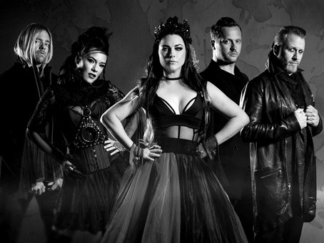 Evanescence: A Recollection of an Old-But-New Band, by Heather Rolfert