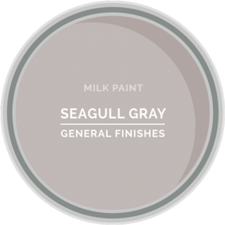 General Finishes Seagull Gray Milk Paint