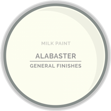 General Finishes Alabaster Milk Paint