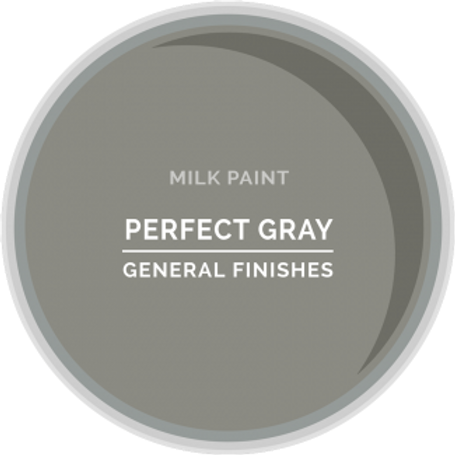 General Finishes Perfect Gray Milk Paint