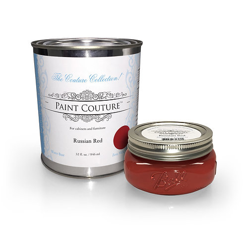 Paint Couture Russian Red Paint