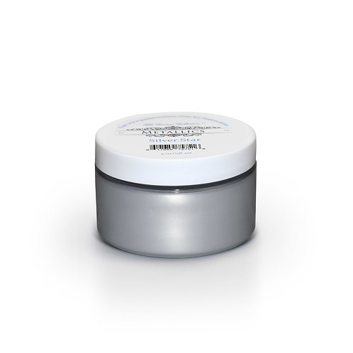 Paint Couture Metallics Silver Star Paint
