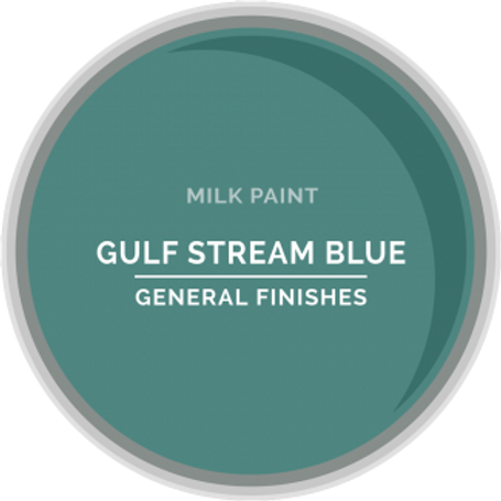General Finishes Gulfstream Blue Milk Paint