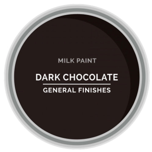 General Finishes Dark Chocolate Milk Paint