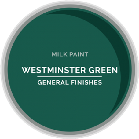 General Finishes Westminster Green Milk Paint