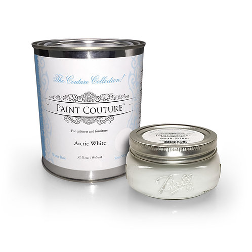 Paint Couture Arctic White Paint