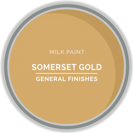 General Finishes Somerset Gold Milk Paint