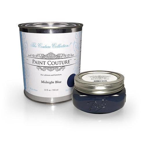 Paint Couture Midnight Blue Paint