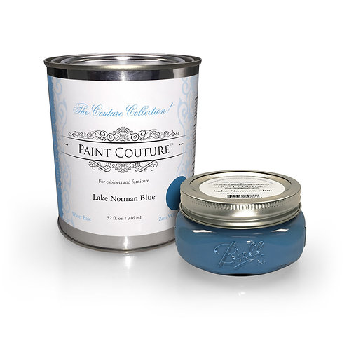 Paint Couture Lake Norman Blue Paint