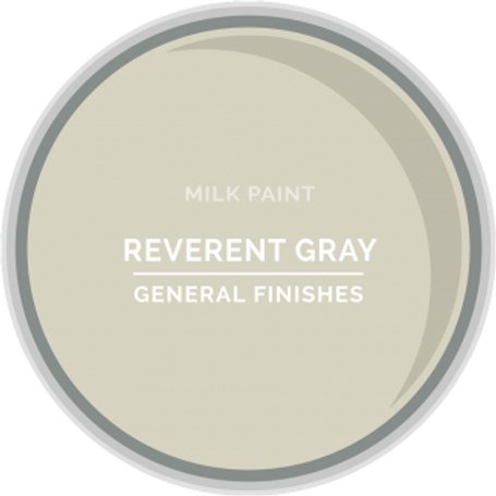General Finishes Reverent Gray Milk Paint