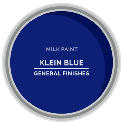 General Finishes Klein Blue Milk Paint