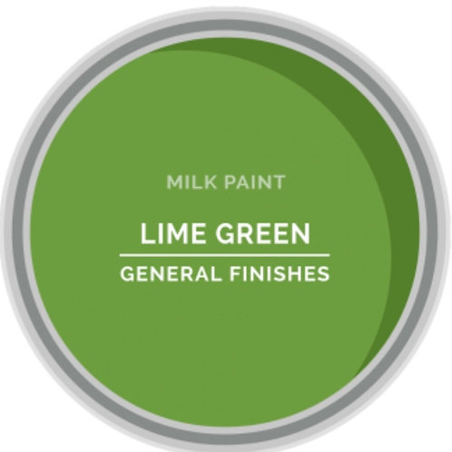 General Finishes Lime Green Milk Paint