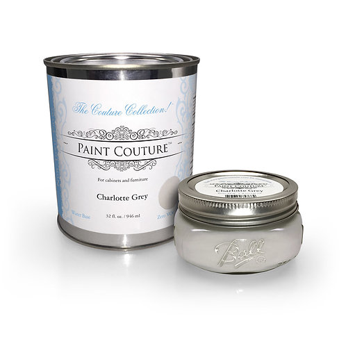 Paint Couture Charlotte Gray Paint