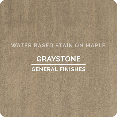 General Finishes Graystone Water Based Stain