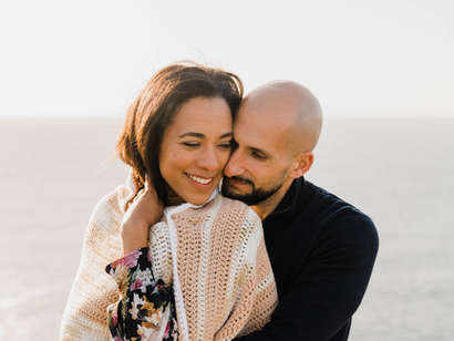 A Sweet Picnic Engagement Session