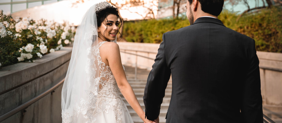 Classic & Elegant Armenian Wedding - Esther & Arthur