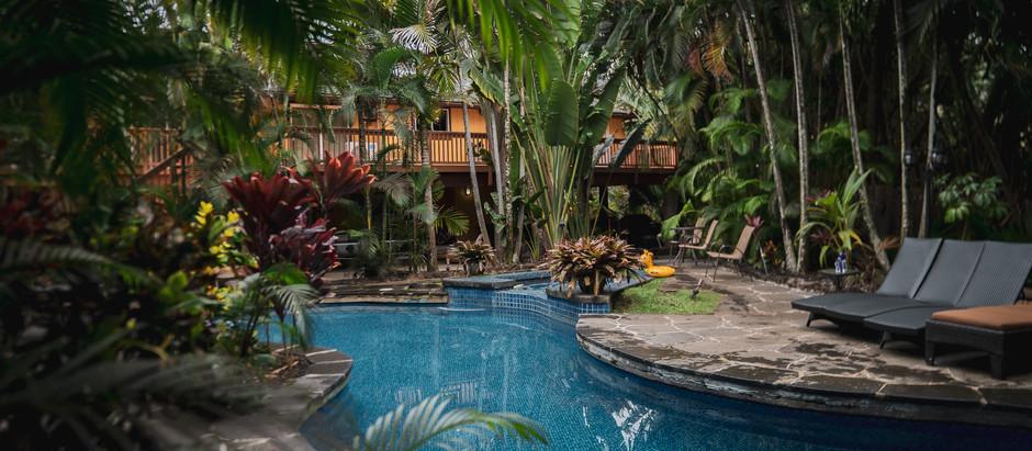 Hale Koa Estate in Hauula, Hawaii - Tessie & Derek
