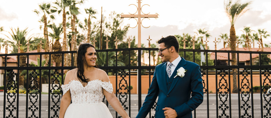 Las Vegas Classic and Traditional Serbian Orthodox Wedding - Maja & Zeljko