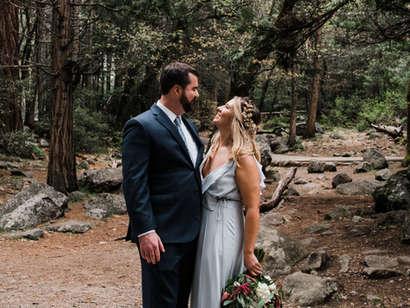 Adventurous Yosemite Elopement