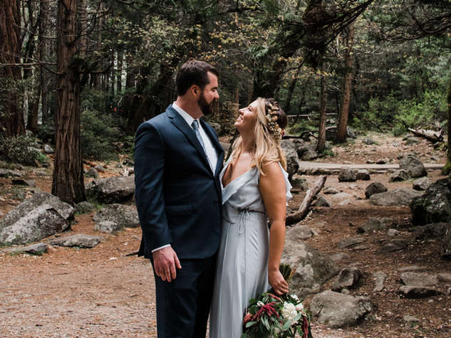 Adventurous Yosemite Elopement