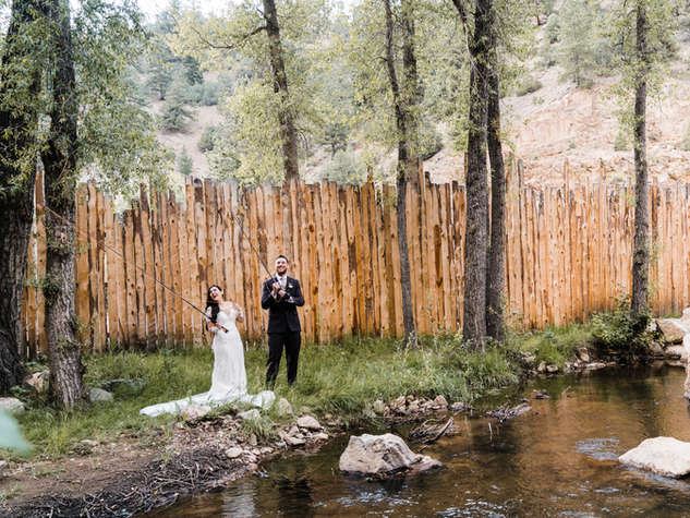 An Intimate Boho Wedding