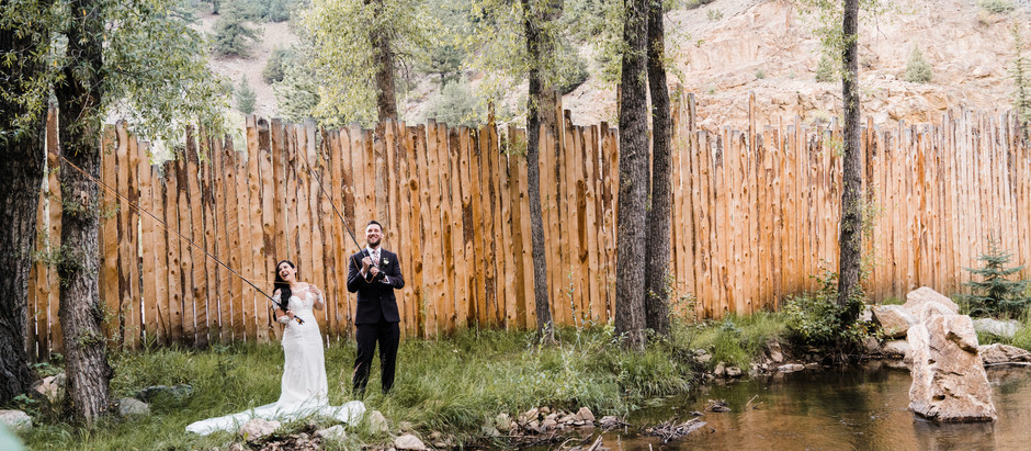 Intimate Blackstone Rivers Ranch Wedding by Idaho Springs Wedding Photographer & Videographer