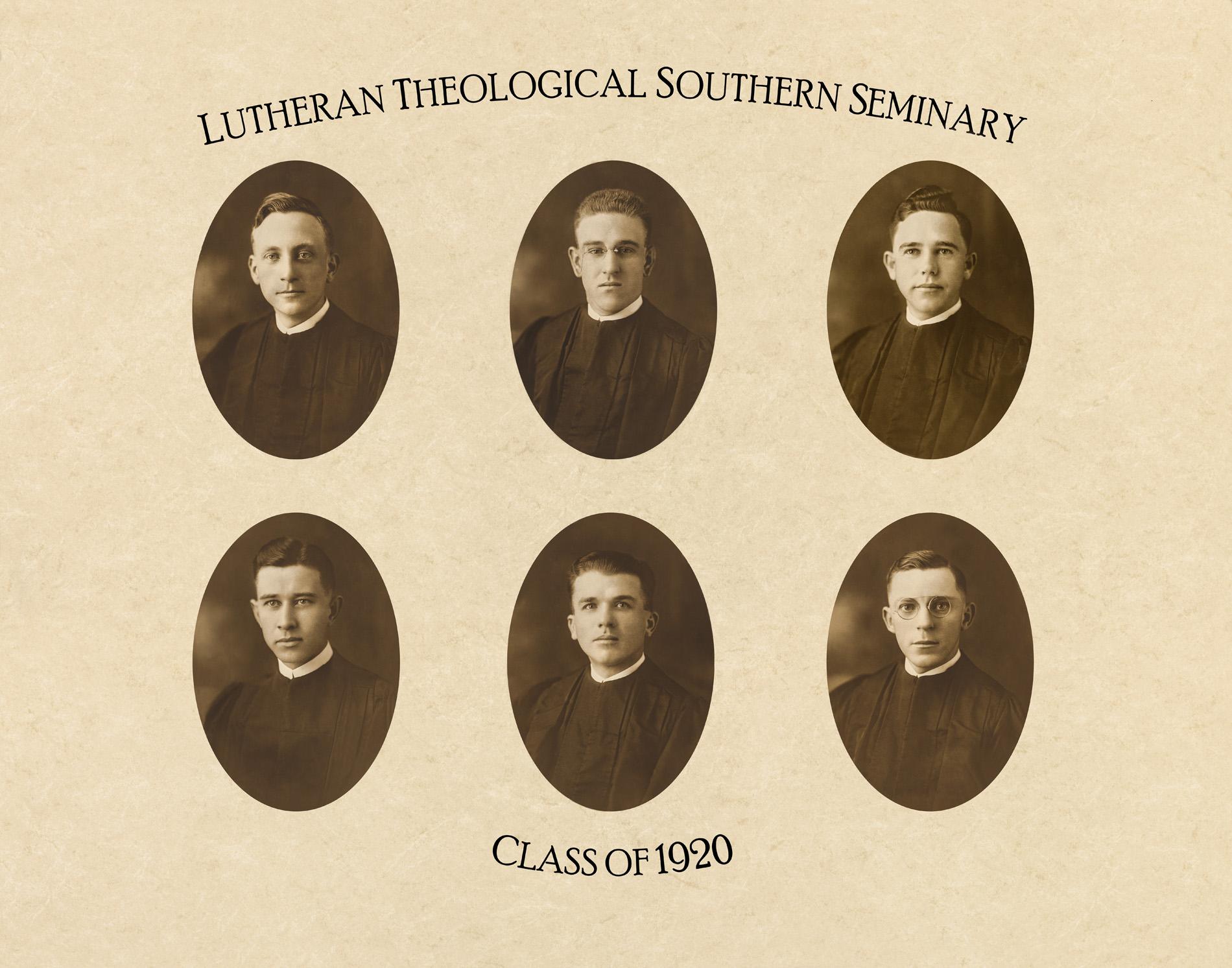 1920 Class Composite