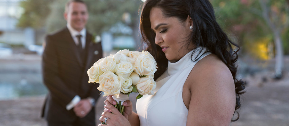 Gorgeous Chico Wedding - Patricia & Michael