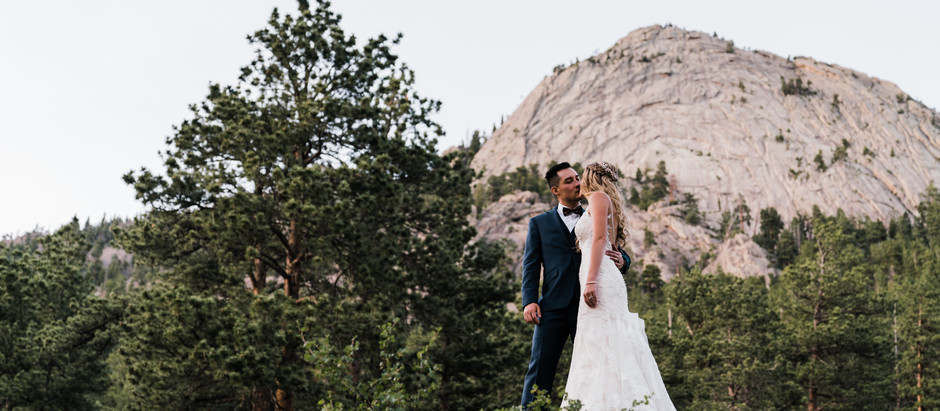 Heartfelt & Adventurous Rocky Mountain Wedding at Della Terra Mountain Chateau- Shannon & Alex