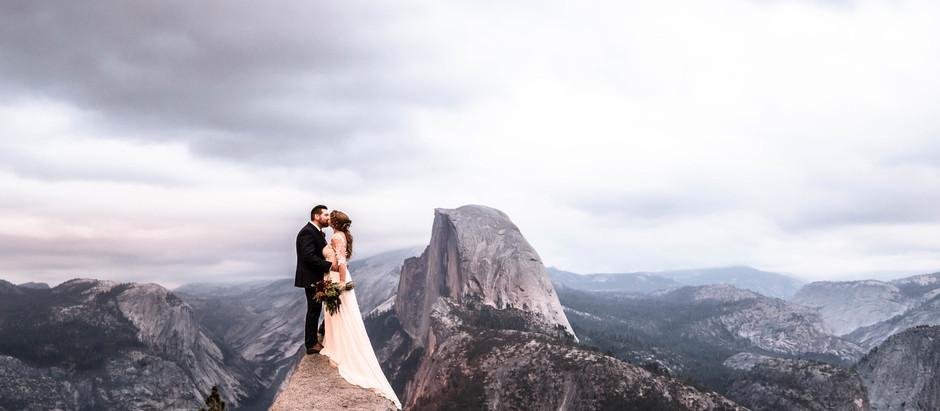 3 Inspiring & Beautiful Instagram Wedding Videos