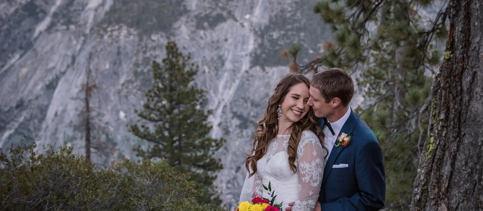 2019 Tips to Eloping in Yosemite National Park