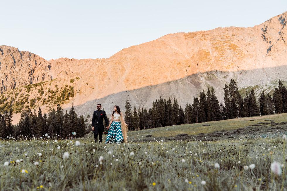 Indian Colorado Wedding