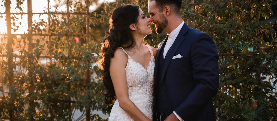 Elegant Sunol Love Story - Erica & Wade
