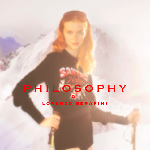 PHILOSOPHY by LORENZO SERAFINI