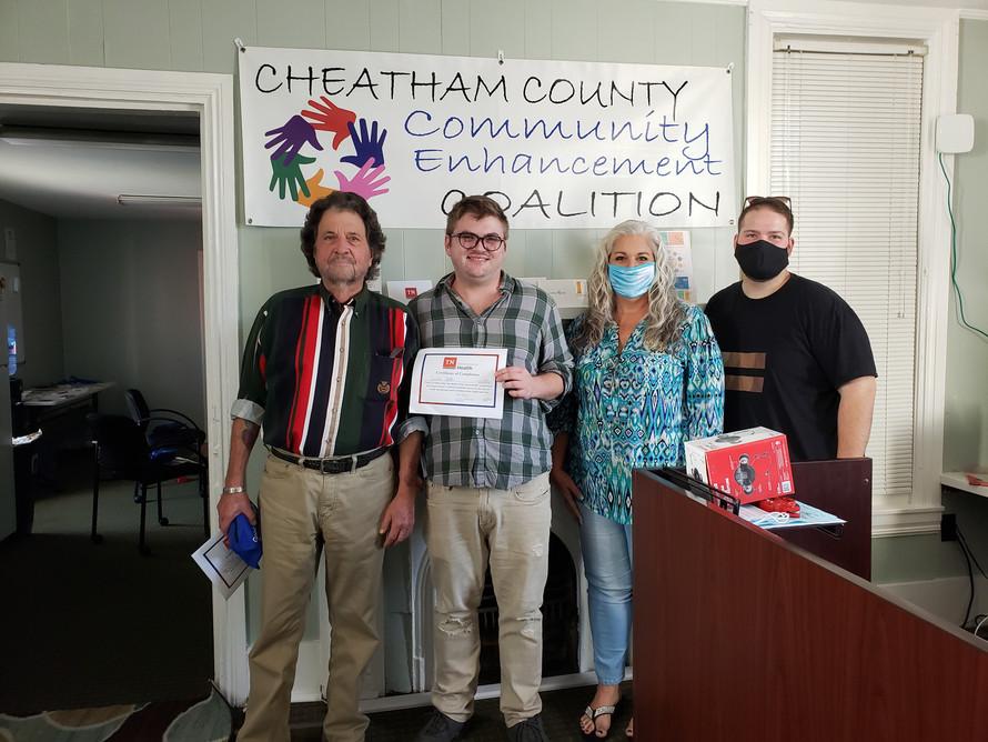 Oct 22 2020 Cheatham training pic.jpg