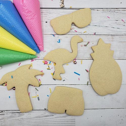 Tropical DIY Cookie Kit