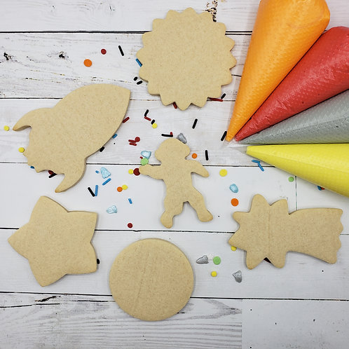 Out of this World DIY Cookie Kit