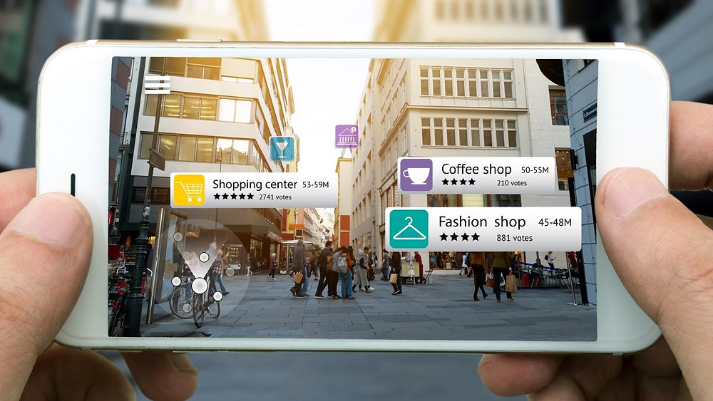 Augmented reality video amrketing