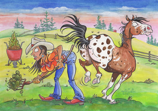 Horses are a Kick!