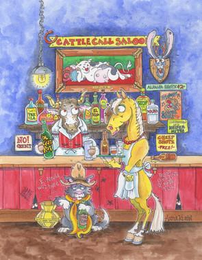 Cattlecall Saloon