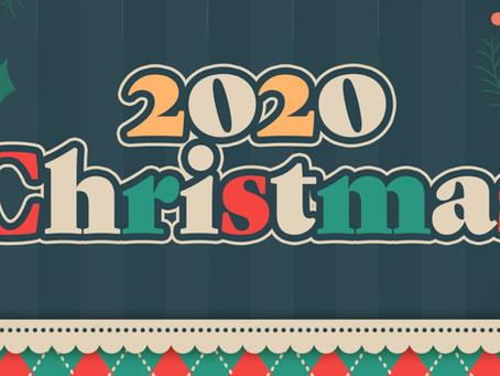 ★中庭のクリスマス★