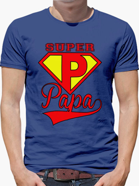 PLAYERA SUPER PAPÁ