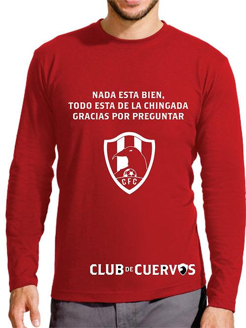 PLAYERA CLUB DE CUERVOS