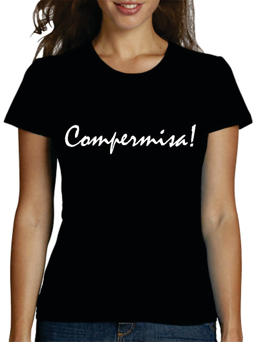 PLAYERA MEME COMPERMISA
