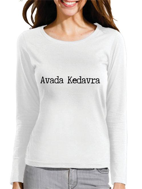 PLAYERA AVADA KEDAVRA