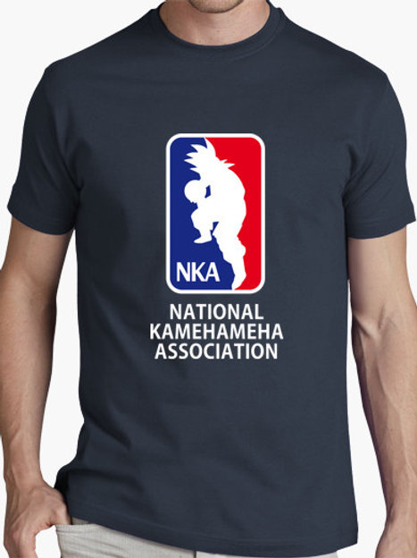 PLAYERA DRAGON BALL NATIONAL KAMEHAMEHA