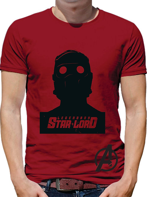 PLAYERA STAR LORD