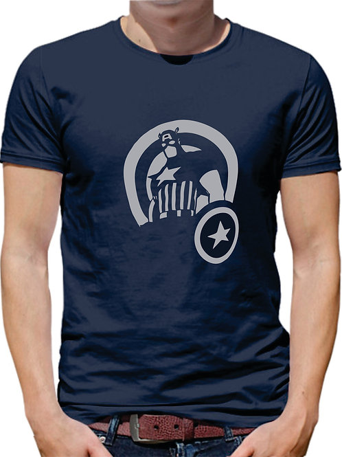 PLAYERA AVENGERS CAPTAIN AMERICA